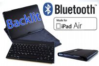 KENSINGTON IPAD AIR KEYFOLIO EXACT PLUS BACKLIT ILLUMINATED BLUETOOTH KEYBOARD